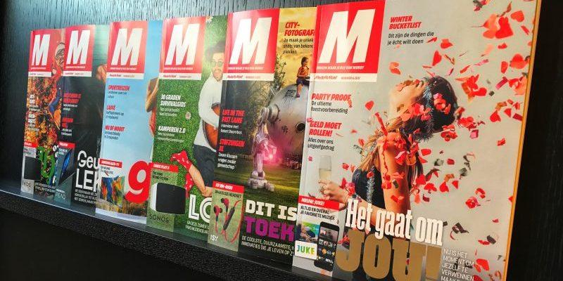 M Magazine voor MediaMarkt