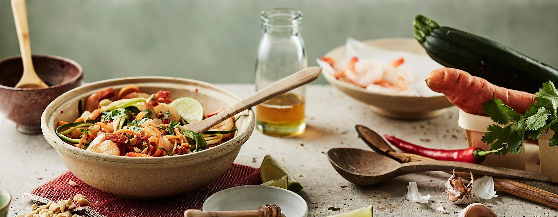 Food fotografie voor Boodschappen
