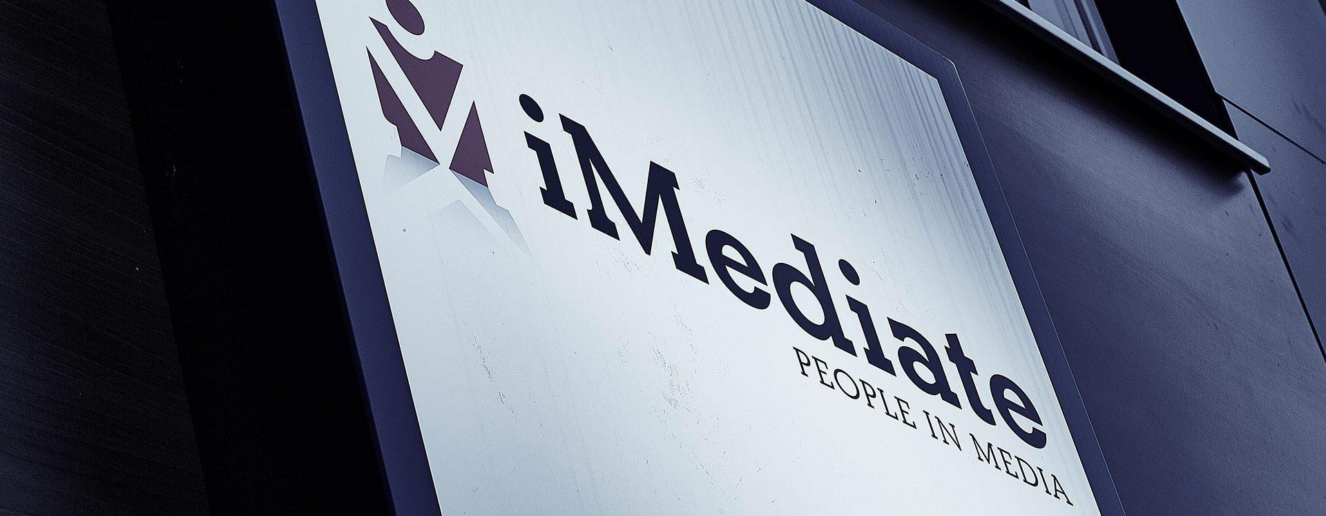 contact met iMediate