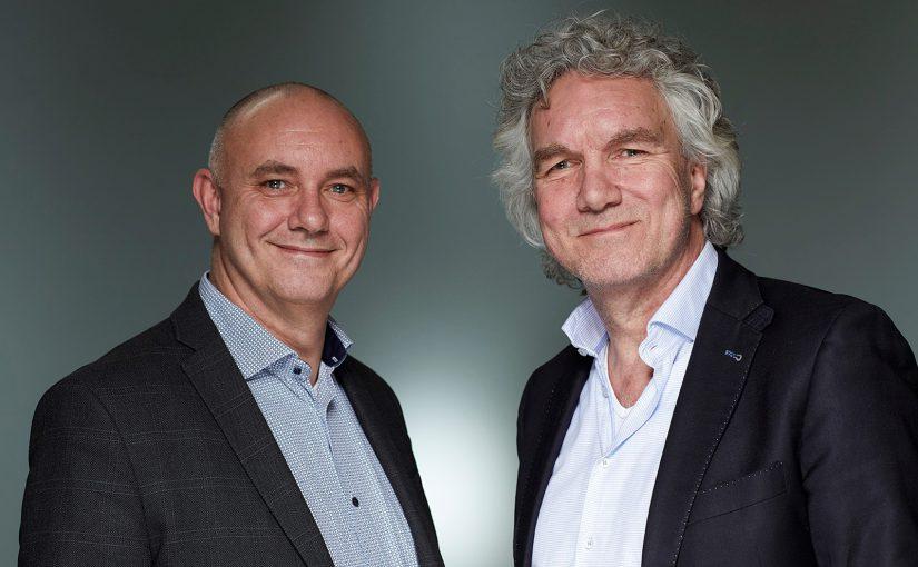 Ido Kramer (L) en Joost Driessen (R)